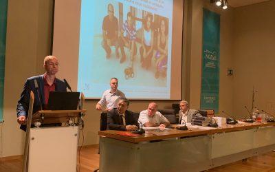Παρουσίαση iAMA στοΚέντρο Διάδοσης Επιστημών και Μουσείο Τεχνολογίας ΝΟΗΣΙΣ, στη Θεσσαλονίκη